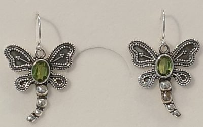 Peridot – simply out of this world…